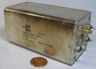 Erc Eros-800-hp11 Oscillator  0960-0150 13571