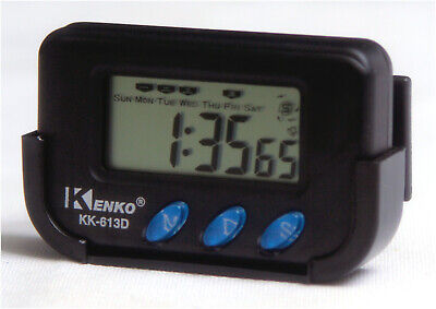 Car Digital Electronic Time Clock - USA Shipping