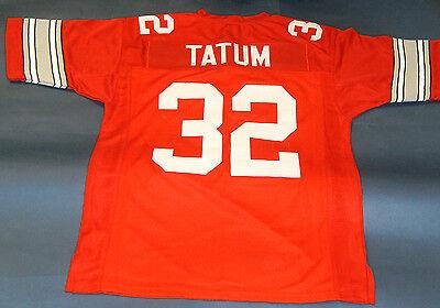 JACK TATUM CUSTOM COLLEGE STYLE JERSEY for sale  Ann Arbor