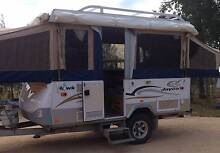 2008 Jayco Hawk Outback Gilgai Inverell Area Preview