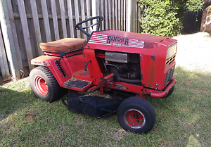 Rover rancher ride on mower Murrumba Downs Pine Rivers Area Preview