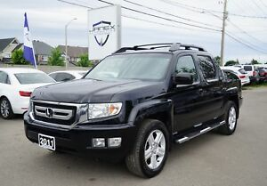 2011 Honda Ridgeline EX-L ONE OWNER | LEATHER INTERIOR | SUNR...