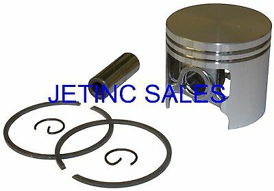 Piston Ring Kit Fits Stihl Ts460 W Gasket