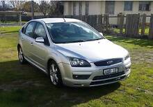 2006 FORD FOCUS ZETEC WITH 10 MONTHS REGO & LOW K.M Thornbury Darebin Area Preview