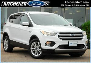 2017 Ford Escape SE CPO/4WD/ALLOYS/REAR CAM