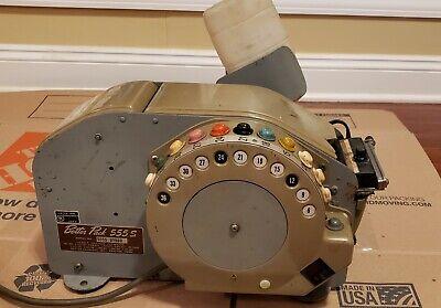 Better Pack 555s Heated Tape Machine Gummed Tape Packing Machine