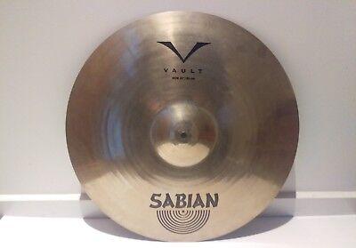 Used, Sabian Vault Ride Cymbal 20″ for sale  Shipping to Canada