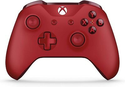 Microsoft Xbox One S Wireless Controller - Red (1708)™