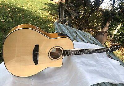 Turner RB20 Best Selling Roundback Electro Acoustic Guitar 50% OFF!!!!