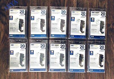 10 Pcs Square D Qo120cafic Qo120cafi 20a Arc-fault Afci Breaker New In Package