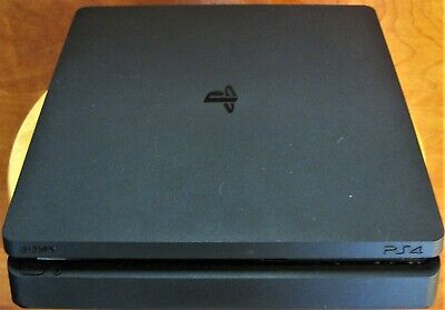 Sony Playstation 4 Console with Controller CUH-2115B / 1 TB