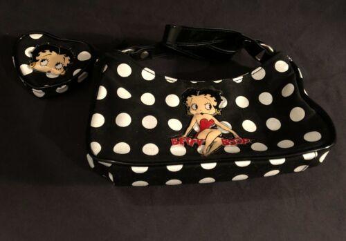 Betty Boop Polka Dot purse