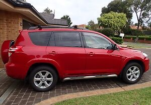 2009 V6 Toyota RAV4 SX6 Wagon Rouse Hill The Hills District Preview