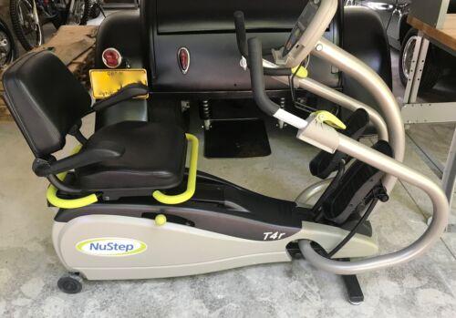 NuStep T4r Elliptical Recumbent Cross Trainer Rehabilitation Rehab Machine