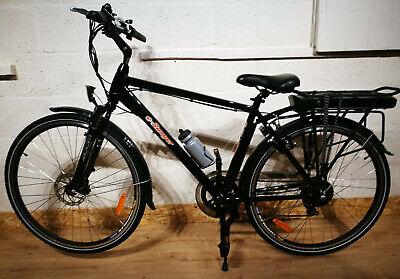 e-Ranger Black Overlander standard electric bikes