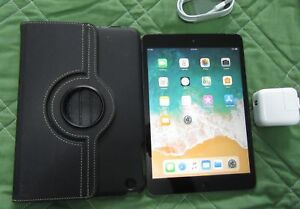iPad mini-2nd Gen. LTE+WIFI, case/charger/cable included