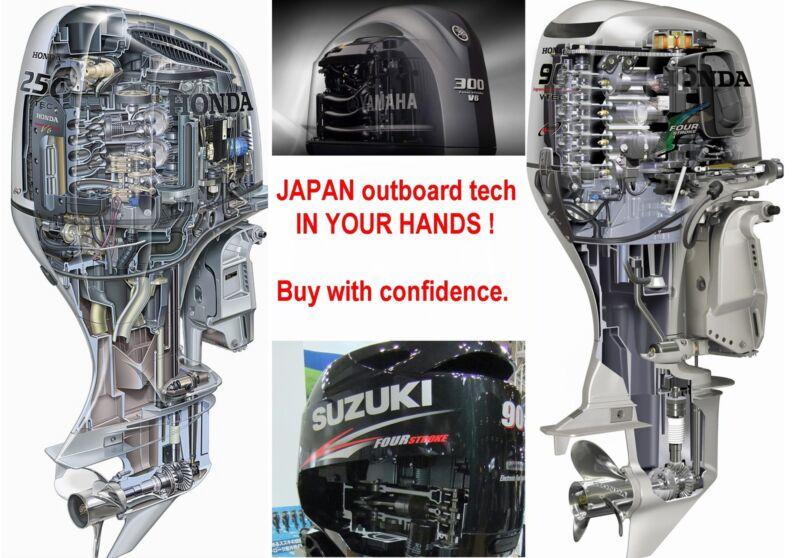 руководство по ремонту лодочных моторов suzuki