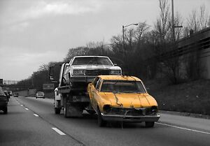 Car Wreck Removal