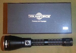 Solarforce-M9-Led-Cree-XM-L-U2-4-mod-1000-Lumens-Class-Thrower-550-mt-2-7-9-0