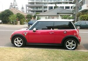R53 Mini Cooper S Supercharged