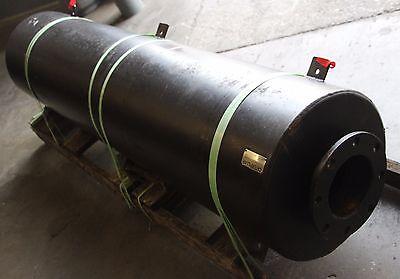 Cat Caterpillar 145-5572 Generator Diesel Genset Muffler 6 Id 8-bolt 11 Flange