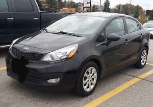 2013 Kia Rio, Low KM Certified