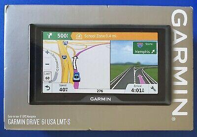 Garmin DriveSmart 61 USA LMT-S 010-01679-0C