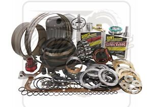Dodge 48RE A618 Transmission Raybestos Performance GPZ Deluxe Rebuild Kit 03-07