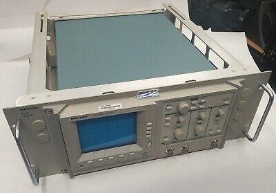 Genuine Tektronix Tas 465 Oscilloscope W Rackmount Tested Warranty