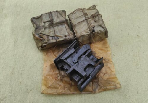 Original Soviet Maxim M1910 steel feedblock WW2
