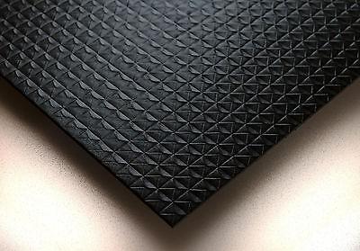 Washable PVC Ceiling Tiles - EcoTile Techno 2' x 4' Black Lay-in Tile Mold Free  (Pvc Ceiling Tiles)