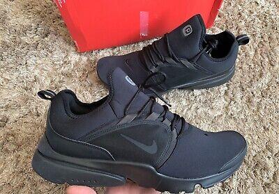 Nike Air Presto Fly World Black Trainers UK 13 EU 48.5 US 14 AV7763 003