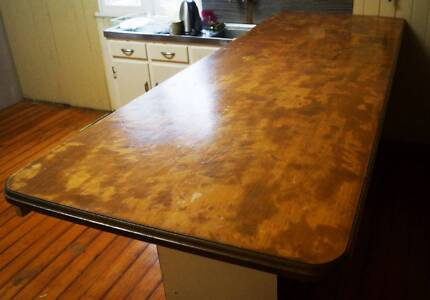 Solid pine benchtop Toowoomba City Preview