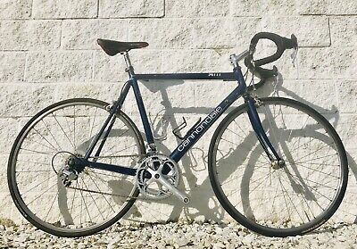 7e78113660f Cannondale R600 58cm 16-Speed Road Bike w/ Full Campagnolo ~ Made in USA