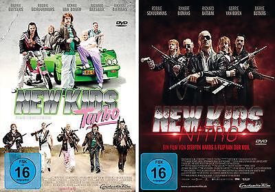 2 DVDs *  NEW KIDS - TURBO + NITRO IM SET - Huub Smit  # NEU OVP + online kaufen