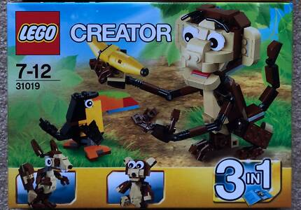 Lego Creator 3 in 1 set - 31019 - BNSIB