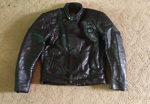 Rjays leather jacket + bonus pair of gloves Dickson North Canberra Preview