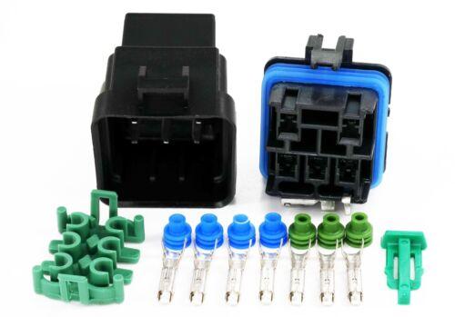 Delphi  Weather-proof 280 GM 12193611 Automotive Relay Set Kit