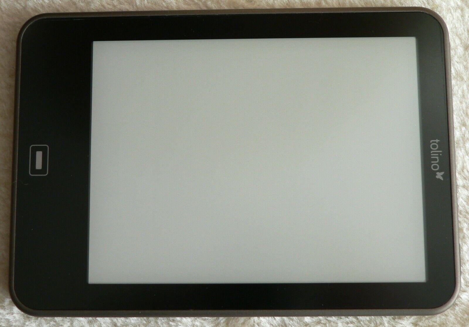 eBook Reader Tolino Vision mit 2,1 GB interner Speicher für Bücher