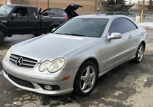 2003 Mercedes CLK500 V8 Coupe *Trades Welcome*