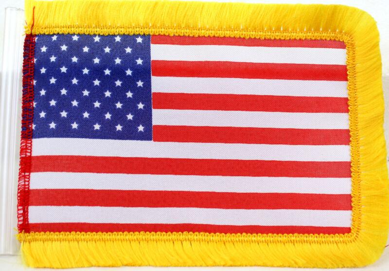 USA American Flag - Bike Motorcycle Bicycle Antenna Flag NEW