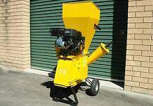 8HP WOOD CHIPPER MULCHER SHREDDER - COLORADO USA COMMERCIAL GARDE Bangalow Byron Area Preview