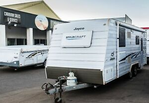 JAYCO - Starcraft Family Van Geraldton Geraldton City Preview