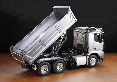 Mercedes MB Actros 3348 3-Achs Hinterkipper # Bausatz von Tamiya 56357