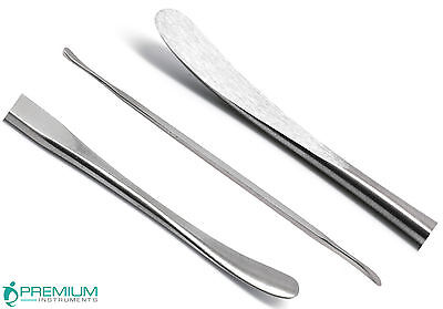 Surgical Penfield Dissectors 5 Neuro 29.2cm Spine Double Ended New Instruments