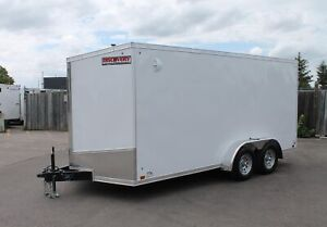 2020 Discovery Rover SE 7x16 Enclosed Cargo Trailer