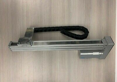 Festo Ball Screw Linear Actuator Eglc 300mm With Stepper And Encoder