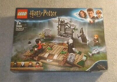 LEGO Harry Potter: The Rise of Voldemort (75965). brand new.