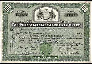 stock certificate ebay