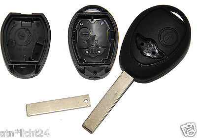 Key Remote Control Buttons Housing Blank Mini One Clubman Cabriolet Cooper